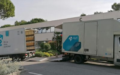 AMT (France) moves Docaposte