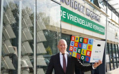 Global Goals Monitor shows Mondial Movers' devotion to the SDGs